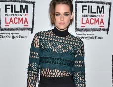 Kristen Stewart in Self Potrait | 'Clouds of Sils Maria' LACMA Screening