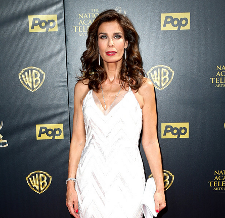 Kristian Alfonso in Hayley Paige | 2015 Daytime Emmys