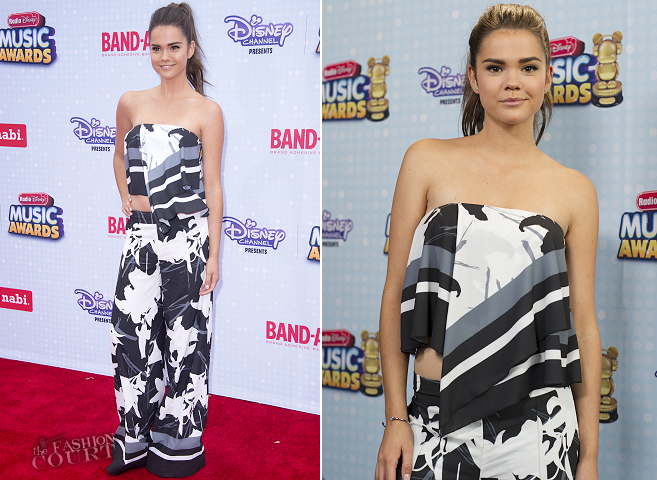 Maia Mitchell in Shakuhachi | 2015 Radio Disney Music Awards