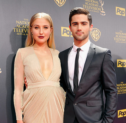 Veronica Dunne in House of CB | 2015 Daytime Emmys
