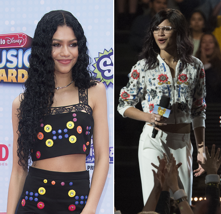 Zendaya Rocks 6 Looks at the 2015 Radio Disney Music Awards!