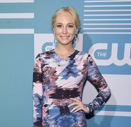 Candice Accola in We Are Kindred | CW Upfronts 2015
