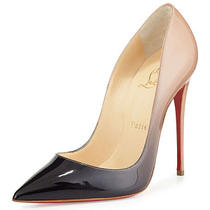 Christian Louboutin 'So Kate' Degrade Pumps