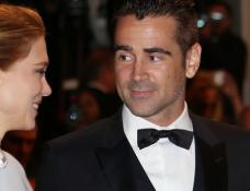 Colin Farrell in Dolce & Gabbana | 'The Lobster' Premiere - 2015 Cannes Film Festival
