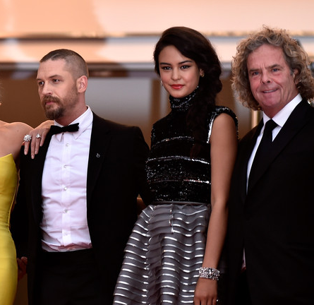 Courtney Eaton in Chanel Couture | 'Mad Max: Fury Road' Premiere - 2015 Cannes Film Festival
