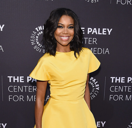 Gabrielle Union in Rosie Assoulin | A Tribute To African-American Achievements In Television