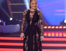 Jennifer Lopez in Zuhair Murad | 'American Idol' XIV Grand Finale
