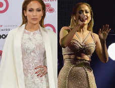 Jennifer Lopez in Zuhair Murad Couture & Atelier Versace | 2015 Latin Billboard Music Awards