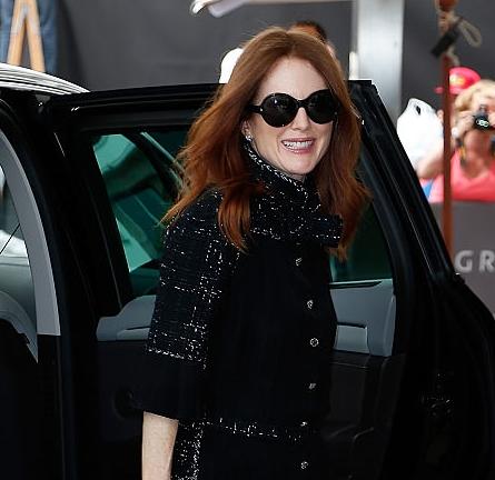 Julianne Moore in Chanel | 2015 Cannes Film Festival - Day 1