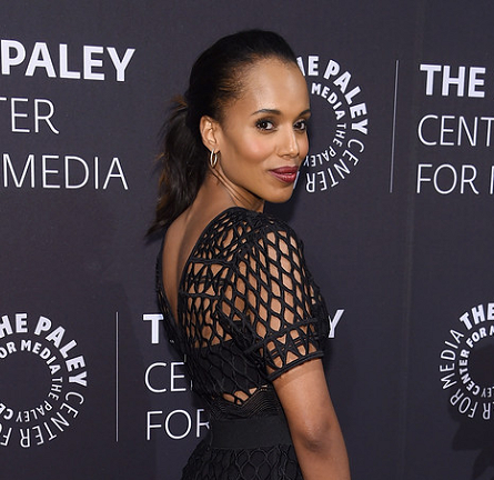 Kerry Washington in Self-Portrait | A Tribute To African-American Achievements In Television