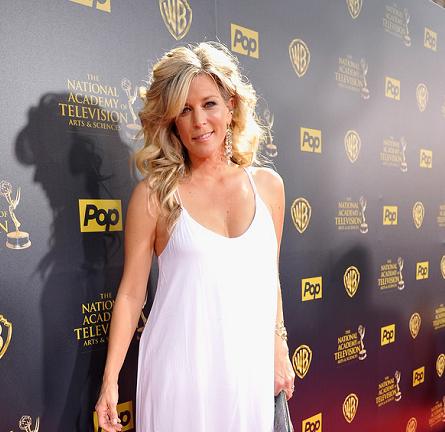 Laura Wright in Bella Luxx | 2015 Daytime Emmys