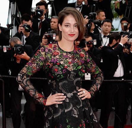 Marie Gillain in Elie Saab | 'Irrational Man' Premiere - 2015 Cannes Film Festival