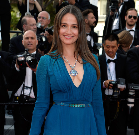 Marie Gillain in Elie Saab | 'Standing Tall' Premiere - 2015 Cannes Film Festival Opening Ceremony