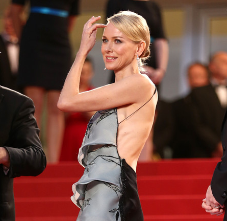Naomi Watts in Armani Privé | 'The Sea of Trees' Premiere - 2015 Cannes Film Festival