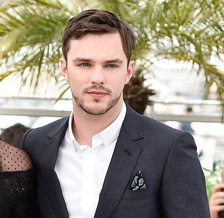 Nicholas Hoult in Dior Homme | 'Mad Max: Fury Road' Photocall - 2015 Cannes Film Festival
