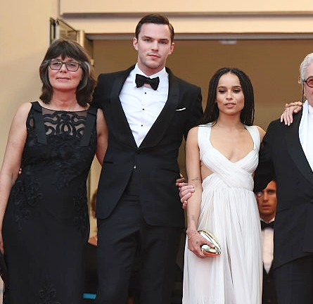 Nicholas Hoult in Tom Ford | 'Mad Max: Fury Road' Premiere - 2015 Cannes Film Festival