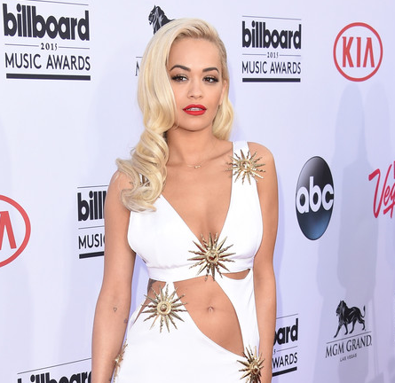 Rita Ora in Fausto Puglisi | Billboard Music Awards 2015