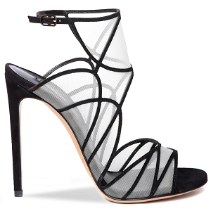 Casqadei 'SHEER' Cutout Sandals