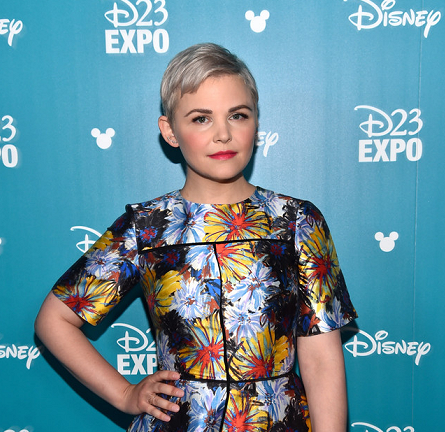 Ginnifer Goodwin in SUNO | Disney's D23 EXPO 2015 - Day 1