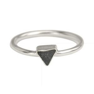 Karen London 'Sun' Triangle Ring