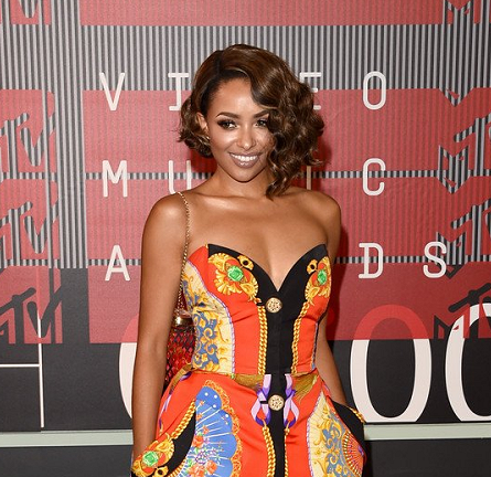 Kat Graham in Versace | MTV VMAs 2015