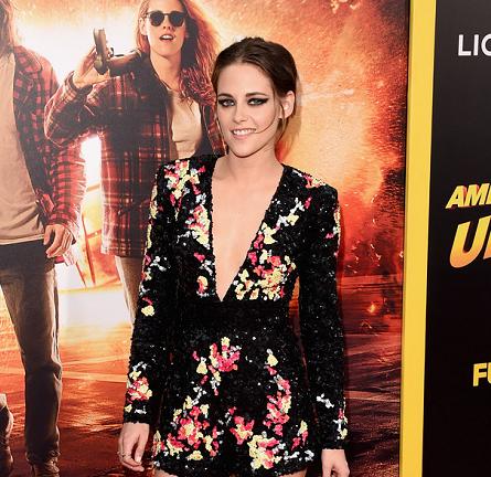 Kristen Stewart in Zuhair Murad | 'American Ultra' LA Premiere
