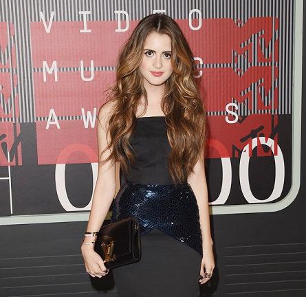 Laura Marano in Victoria Beckham | MTV VMAs 2015
