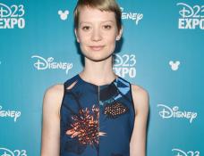 Mia Wasikowska in Proenza Schouler   Disney's D23 EXPO 2015 - Day 2