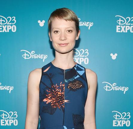 Mia Wasikowska in Proenza Schouler | Disney's D23 EXPO 2015 - Day 2