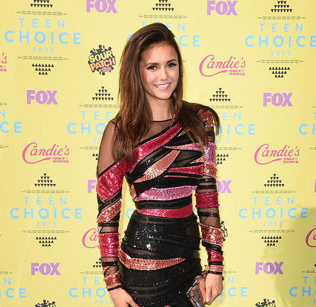 Nina Dobrev in Zuhair Murad | Teen Choice Awards 2015