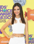 Victoria Justice in Franziska Fox   Kids' Choice Awards Mexico 2015