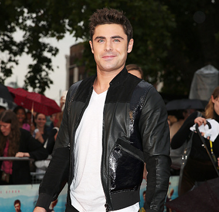Zac Efron in Lanvin | 'We Are Your Friends' London Premiere