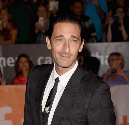 Adrien Brody in Dior Homme | 'Septembers of Shiraz' Premiere - 2015 Toronto International Film Festival