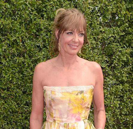 Allison Janney in Leanne Marshall | 2015 Creative Arts Emmy Awards