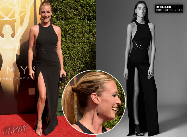 Cat Deeley in Mugler | 2015 Creative Arts Emmy Awards