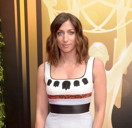 Chelsea Peretti in LUBLU Kira Plastinina | 2015 Creative Arts Emmy Awards