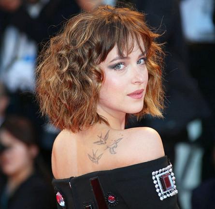 Dakota Johnson in Marc Jacobs | 'A Bigger Splash' Premiere - 2015 Venice Film Festival