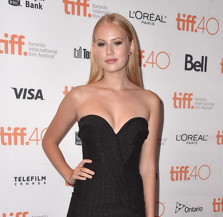 Danika Yarosh in Stella McCartney | 'Heroes Reborn' Premiere - 2015 Toronto International Film Festival