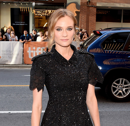 Diane Kruger in Chanel Couture | 'Sky' Premiere - 2015 Toronto International Film Festival
