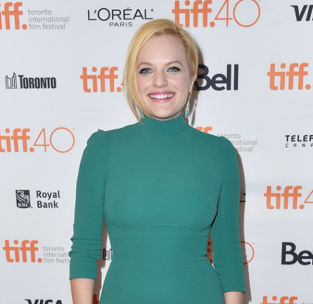 Elisabeth Moss in Dolce & Gabbana | 'Truth' Premiere - 2015 Toronto International Film Festival