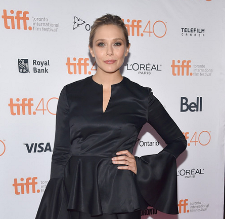 Elizabeth Olsen in Juan Carlos Obando | 'I Saw the Light' Premiere - 2015 Toronto International Film Festival