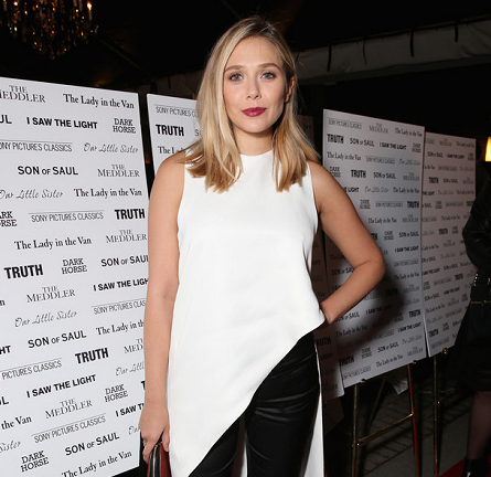 Elizabeth Olsen in Juan Carlos Obando | SPC Toronto Party - 2015 Toronto International Film Festival