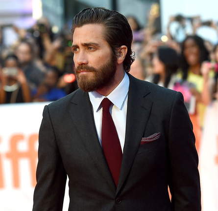 Jake Gyllenhaal in Salvatore Ferragamo | 'Demolition' Premiere - 2015 Toronto International Film Festival