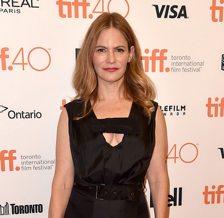 Jennifer Jason Leigh in Prada | 'Anomalisa' Photocall - 2015 Toronto International Film Festival