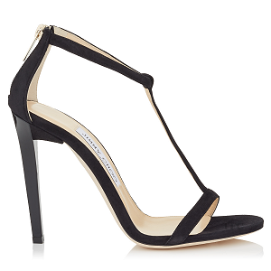 Jimmy Choo 'Lucille' T-Strap Sandals
