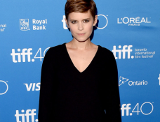 Kate Mara in Madewell | 'Man Down' Photocall - 2015 Toronto International Film Festival
