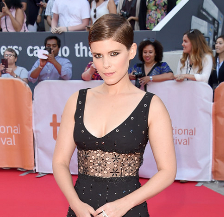 Kate Mara in Marc Jacobs | 'Man Down' Premiere - 2015 Toronto International Film Festival
