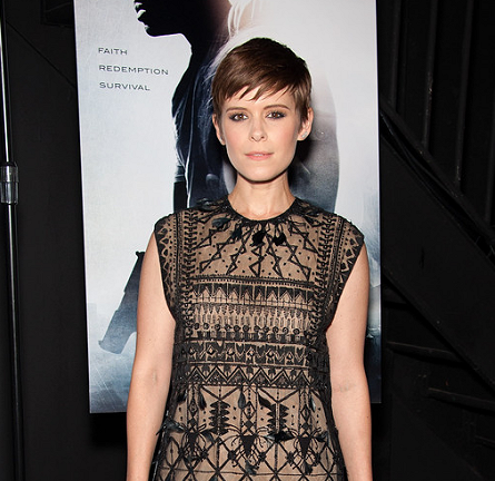 Kate Mara in Valentino | 'Captive' NYC Special Screening