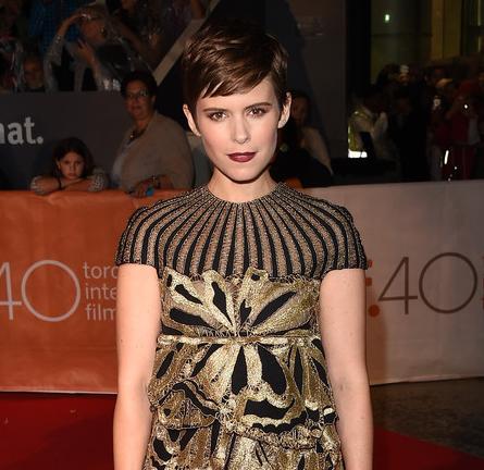Kate Mara in Valentino | 'The Martian' Premiere - 2015 Toronto International Film Festival