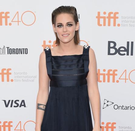Kristen Stewart in Chanel Couture | 'Equals' Premiere - 2015 Toronto International Film Festival